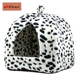 iPets™ <br>Soft Fleece Pet Hut