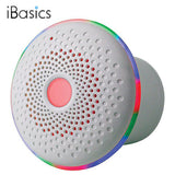 iBasics™ Float 'n Flow Waterproof LED Bluetooth Tub Speaker