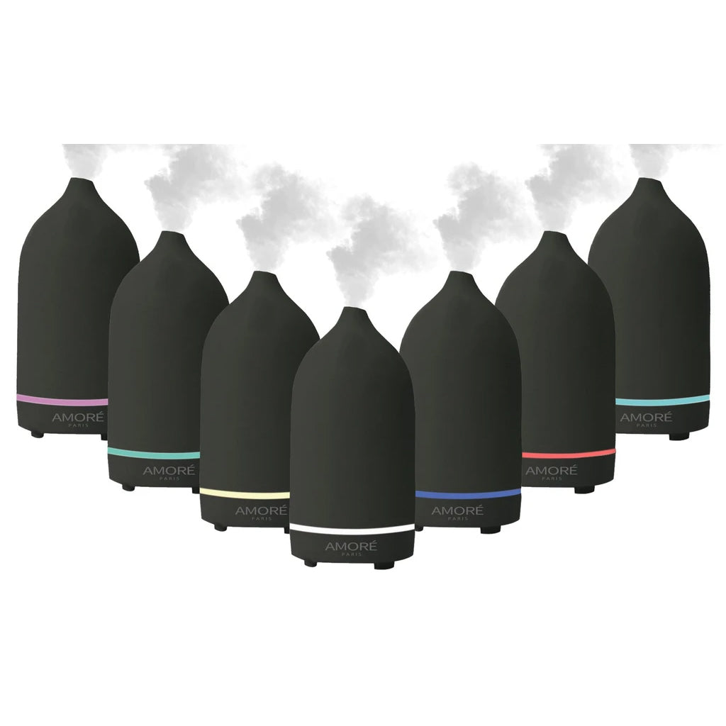 Ceramic Ultrasonic Aromatherapy Essential Oil Diffuser