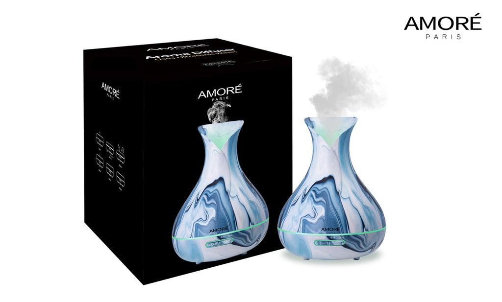 Hydro Dipped Ultrasonic Aromatherapy Diffuser (300ml)