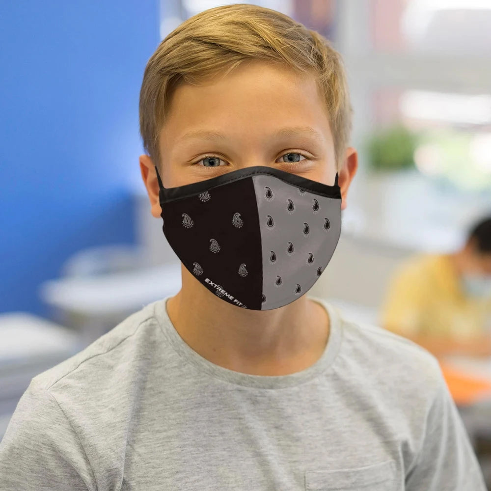 Kid's Face Mask With Adjustable Earloop