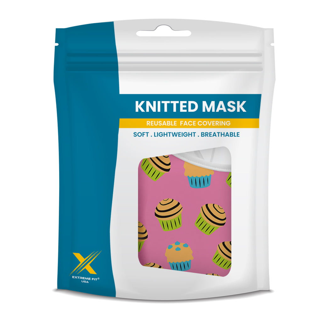 Sweet Tooth Reusable Cloth Mask