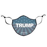 Support For Trump Reusable Cloth Mask