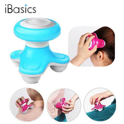 iBasics™ Mini USB/Battery Personal Massager