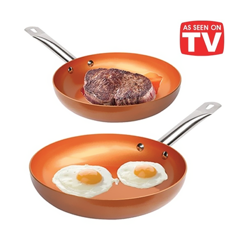 Non-Stick Copper <br>Pan