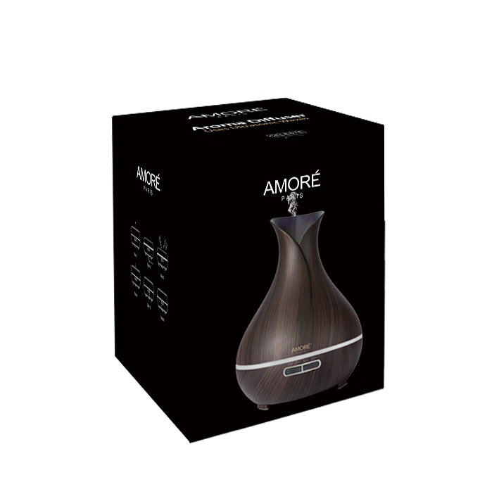Ultrasonic Air Humidifier and Diffuser