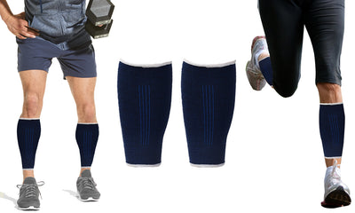 Extreme Fit™ Sports Calf Support Sleeve and Protector