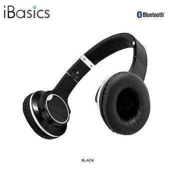 iBasics™ Bluetooth Convertible Speaker Headphones