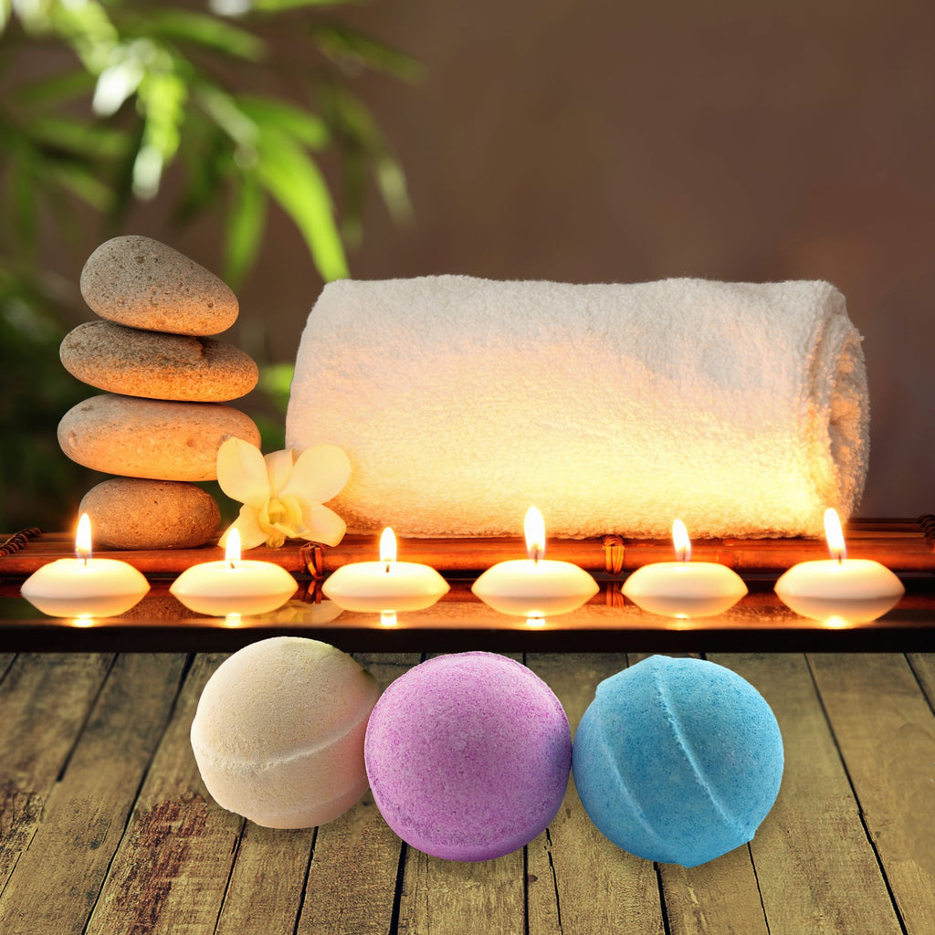 Fresh Handmade Bath Bombs (6-Piece Gift Set)