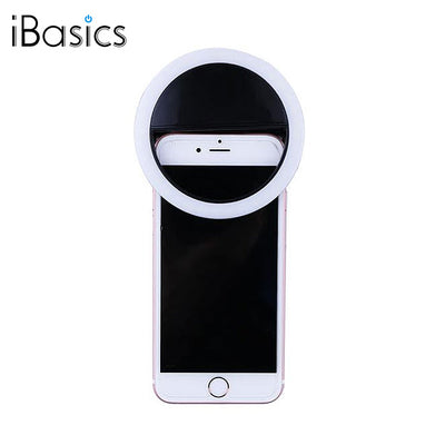 iBasics™ Luxury Selfie LED Ring