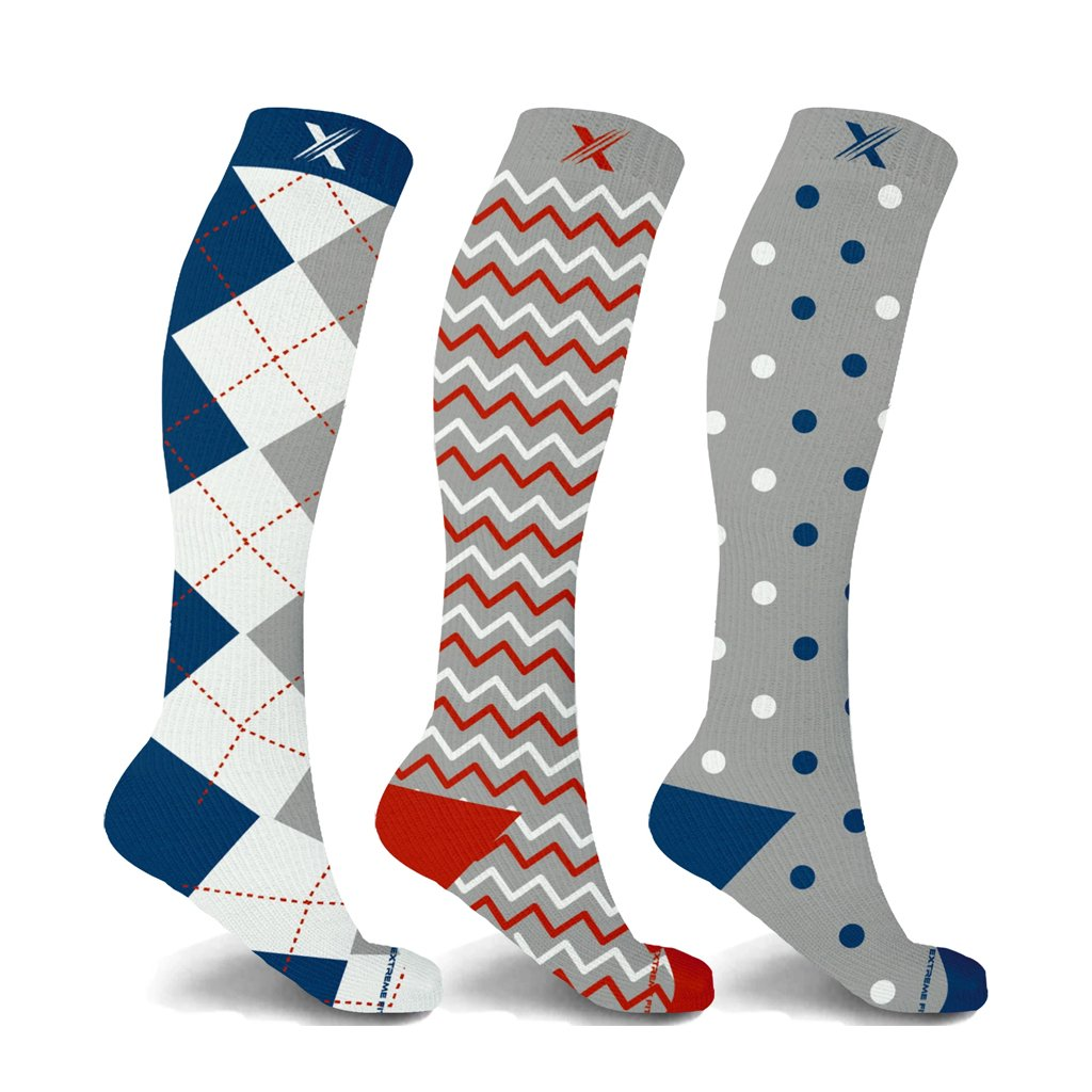 OFFICE HERO COMPRESSION SOCKS (3-PAIRS)