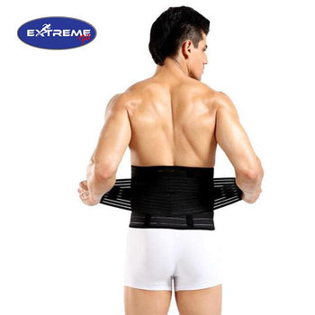 Extreme Fit™ Men's Adjustable Double-Compression Waist-Slimming Belt