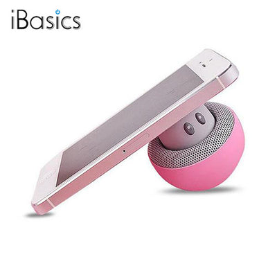 iBasics™ Mushroom Bluetooth <br>Speaker