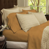 Luxury Home™ 4-Piece 1800 Series Bamboo-Blend Sheet Set