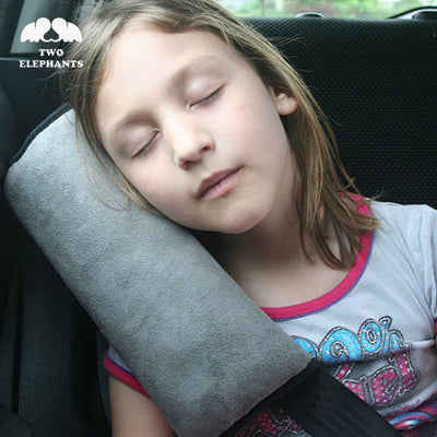 Two Elephants™ Adjustable Seat-Belt Shoulder Pillow