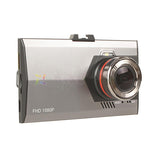 "Techy Guru™ 3"" 5 MP HD Car DVR with G-Sensor and Night Vision"