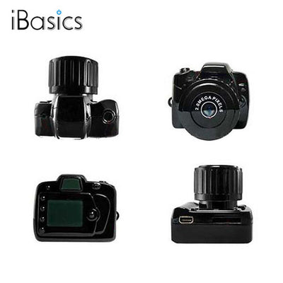 iBasics™ Ultra-Mini Digital Camera