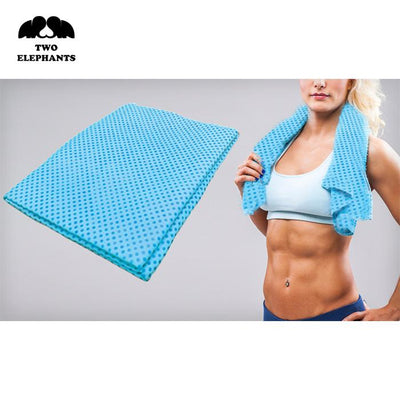 Two Elephants™ Cool-Aide Cooling Sports Towel