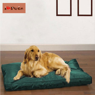 iPets™ Extra-Large Waterproof Dog Bed