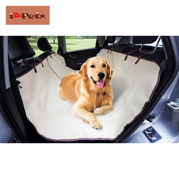 iPets™ Waterproof Hammock Pet Seat Cover