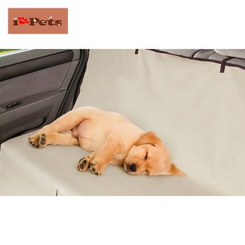 iPets™ Waterproof Pet Car-Seat Cover
