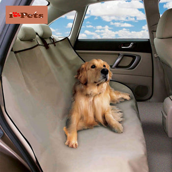 "iPets™ Auto Pet Seat Cover – Size 54.7"" x 53.1"""