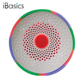 iBasics Float n Flow Waterproof LED Bluetooth Tub Speaker