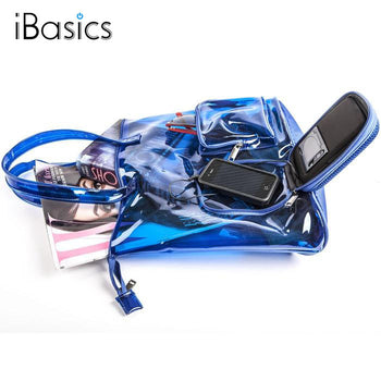 iBasics Fun Tote Bag with Speaker