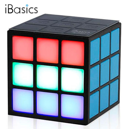 iBasics Rubik's Cube Inspired Bluetooth Speaker