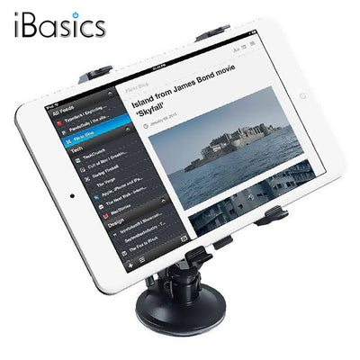 iBasics Tablet PC Holder for Auto and Home