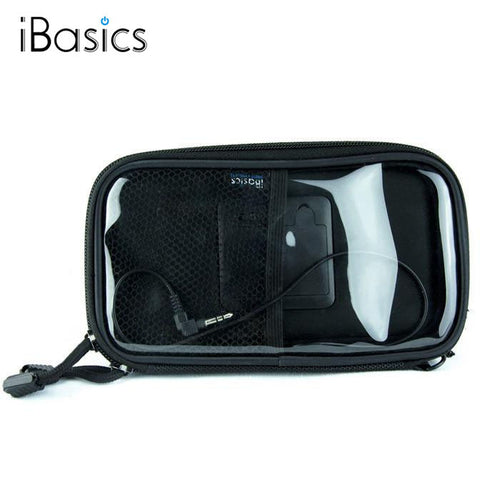 iBasics™ Touch Sensitive Smartphone Speaker Carry Pouch