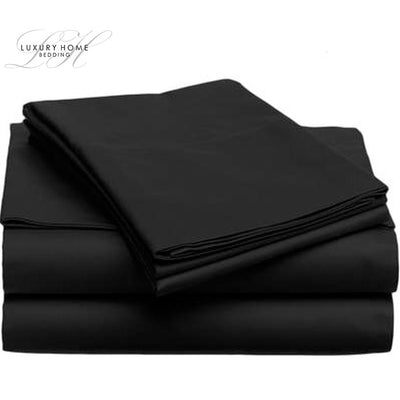Luxury Home™ 6-Piece 1600 Series Ultra Soft Bed Sheet Set