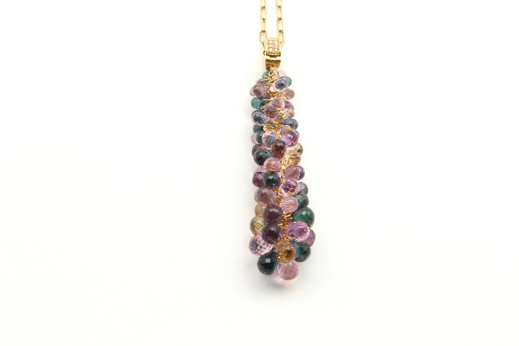 Rock Candy Pendant