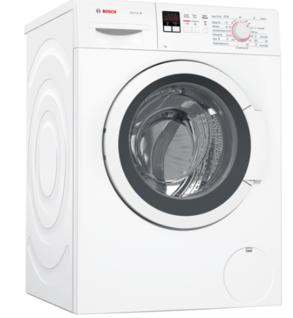 Bosch 7kg front load washing machine