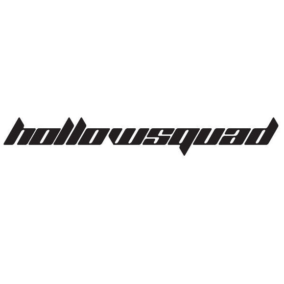 Hollow Squad vinyl decal sticker for Car/Truck window windshield banner Xav Wulf