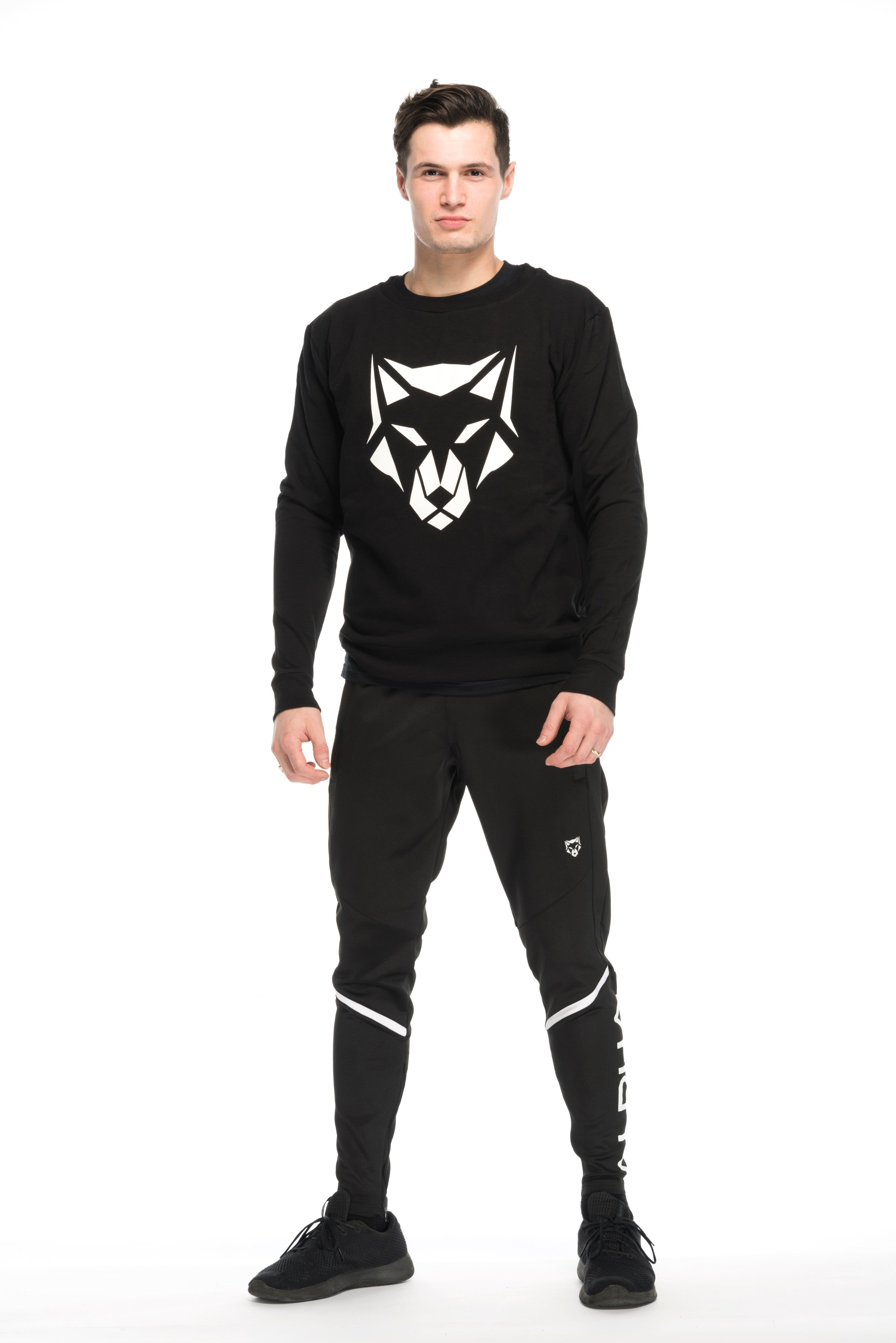 Fenrir Statement Sweatshirt