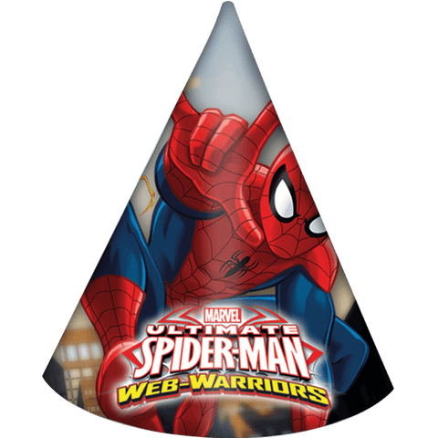 Spiderman partyhat
