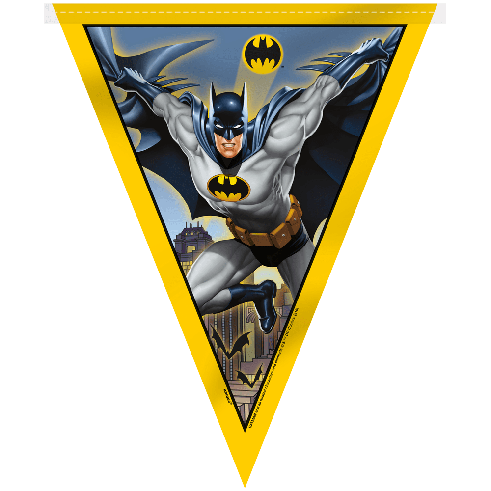 Batman flagbanner