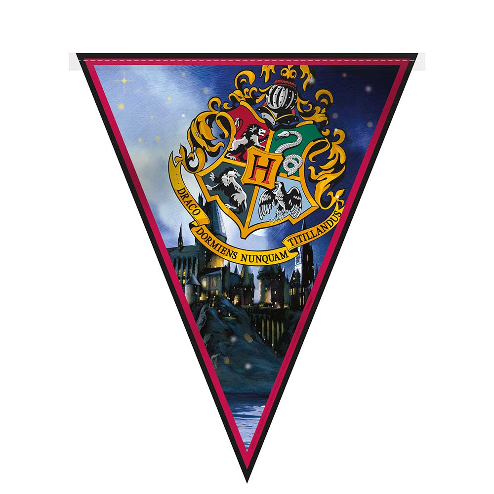 Harry Potter flagbanner
