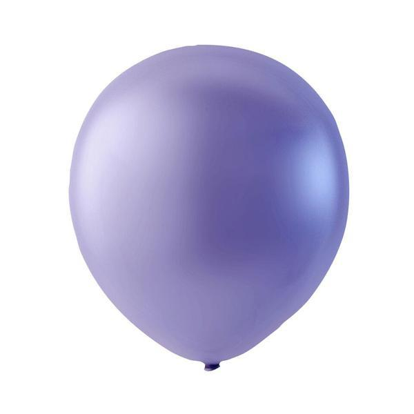 Lilla latexballon