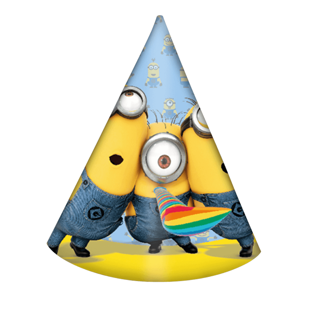 Minions partyhat
