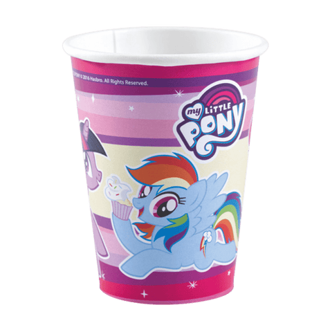 Papkrus med My Little Pony