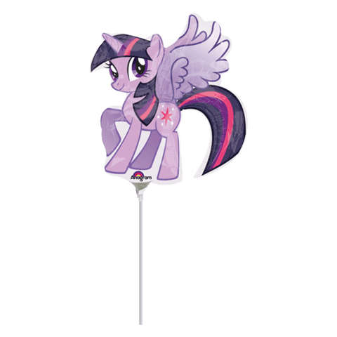 Mini My Little Pony folieballon