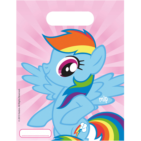 My Little Pony partybag med Rainbow Dash