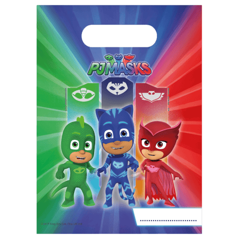 Partybags med PJ Masks