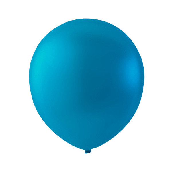 Turkis latexballon