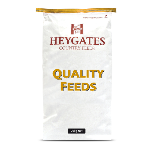 Generic Image of a 20KG bag of Haygates Superstarter Quail feed from Avian Breeding