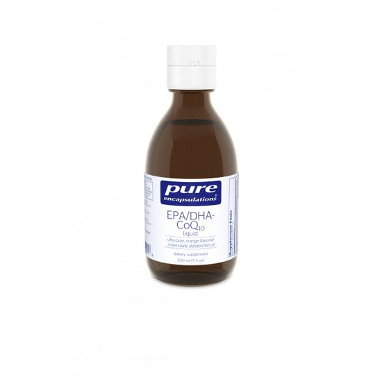EPA/DHA–CoQ10 liquid 200 mL