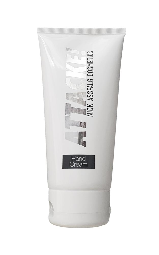NA 100% ATTACKE Hands 150ml - NICK ASSFALG PRO SKINCARE & MAKEUP