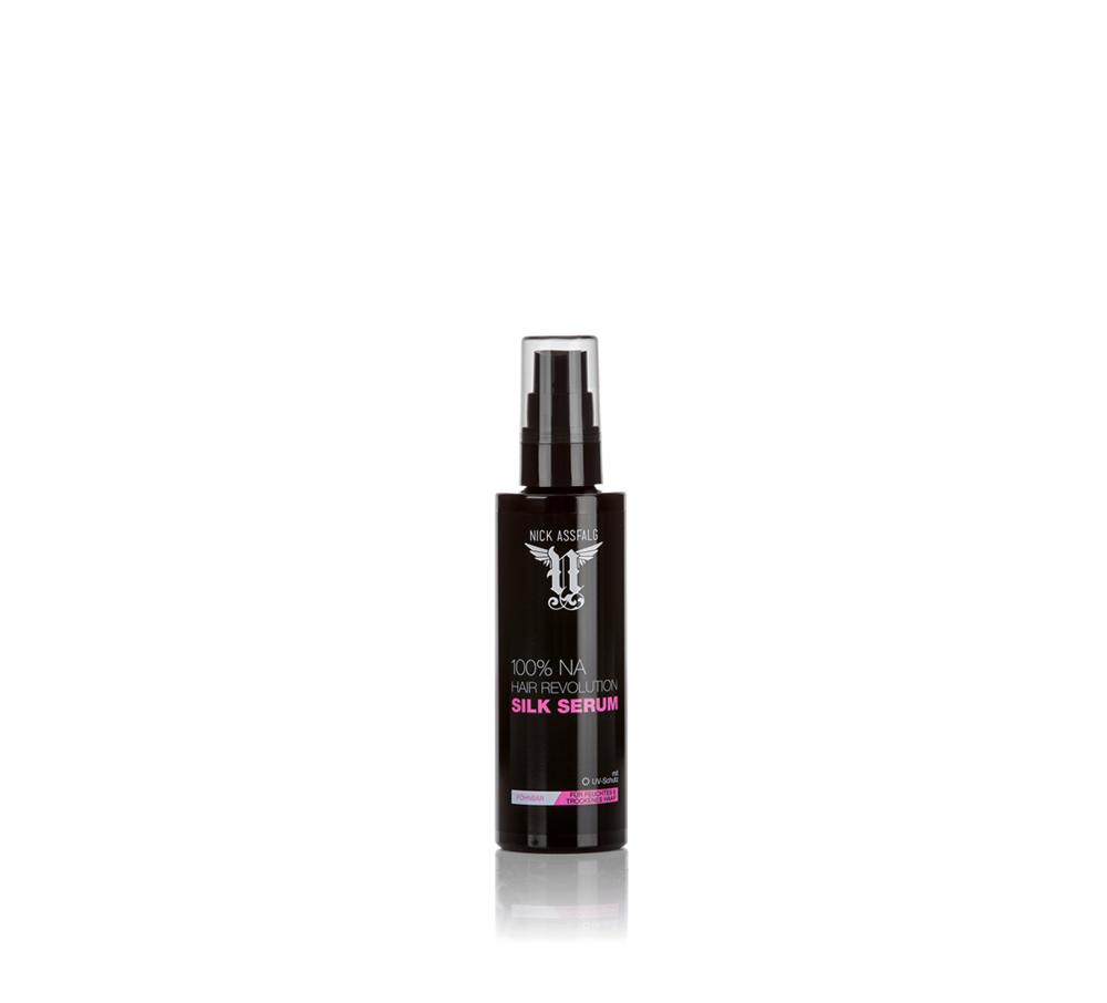 NA 100% Hair Revolution Silk Serum 100ml - NICK ASSFALG PRO SKINCARE & MAKEUP Mascara Anti Aging Hautcreme Profi Kosmetik